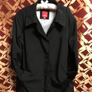 Rain Coat / Spring Jacket Black